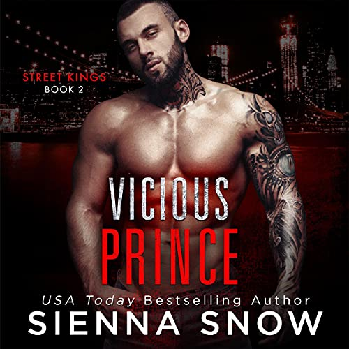 Vicious Prince Audiobook By Sienna Snow cover art