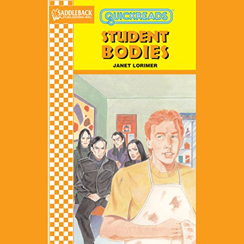 Student Bodies audiobook cover art