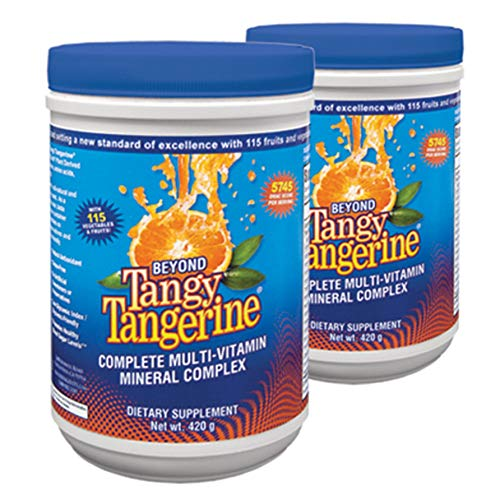 Beyond Tangy Tangerine - 420 G Canister, 2 Pack by Youngevity