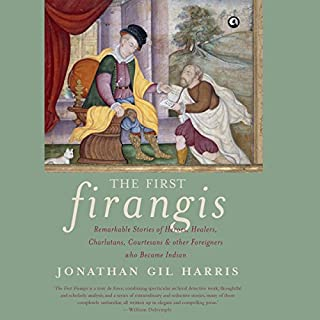 The First Firangis cover art