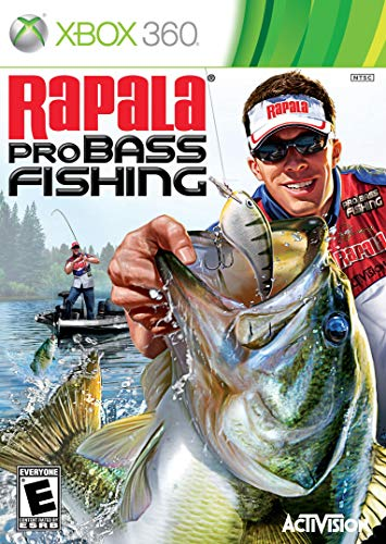 Rapala Pro Bass Fishing 2010 - Xbox 360 (Renewed)