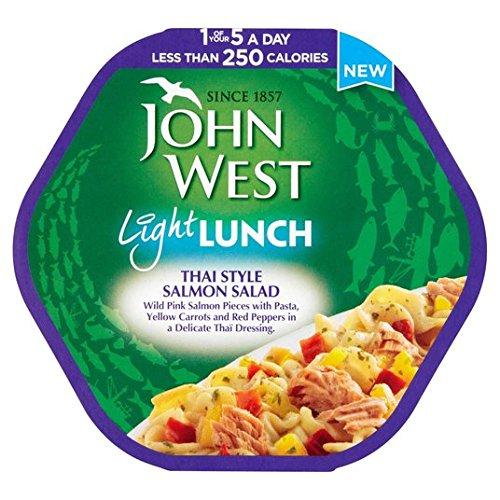 John West Thai Style Salmon Light Lunch 220g