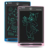 Mafiti 2 Pack LCD Writing Tablet 8.5 Inch Electronic Drawing Pads for Kids Portable Ewriter Doodle Board