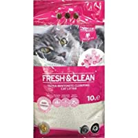 Fresh & Clean Cat Litter provides maximum absorption with odour control. (Baby Powder) Made from natural Bentonite, Fresh & Clean Cat Litter makes cats feel like they are in their natural environment. As it is a clumping litter with thicker granules,...