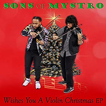 Wishes You a Violin Christmas