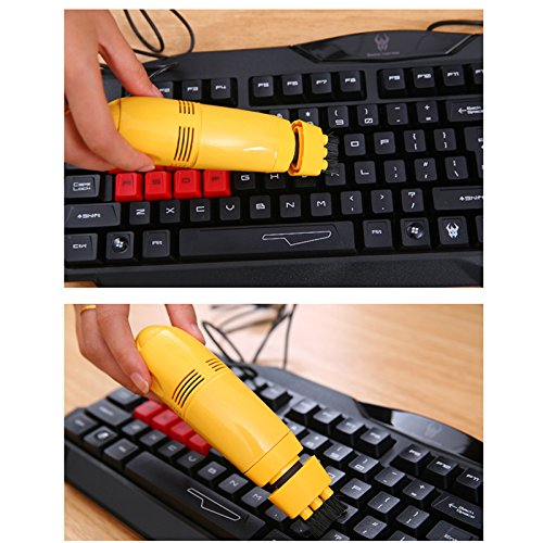 Learn More About Mini USB Vacuum Computer Keyboard Dust Cleaner Collector Tools