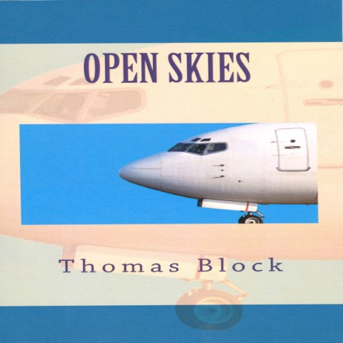 Open Skies audiobook cover art