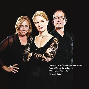 Verklärte Nacht - Works for Piano Trio