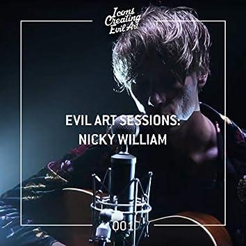 Evil Art Sessions 001 (Live)