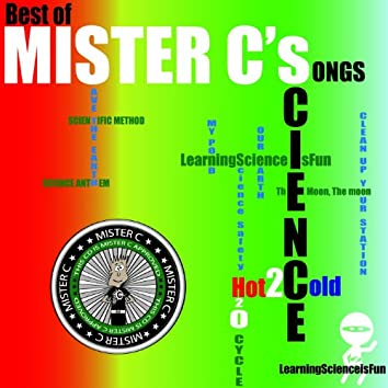 The Best of Mister C's Science Songs
