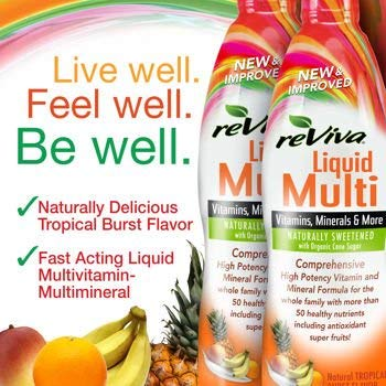 Liquid Multivitamin (2 Bottles)