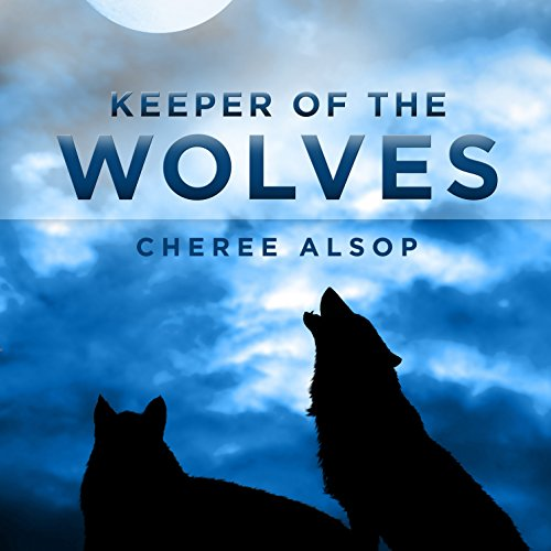 Keeper of the Wolves audiobook cover art