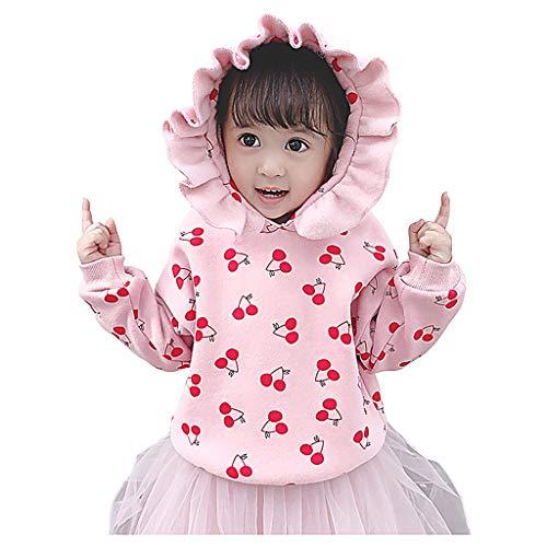 Best Baby Girls Hoodies & Active