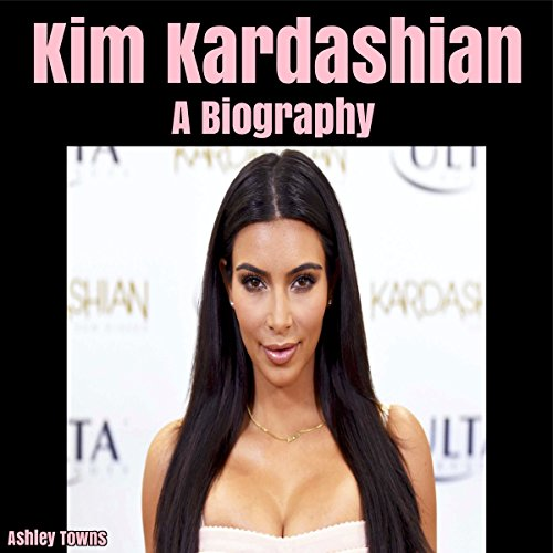 Kim Kardashian audiobook cover art