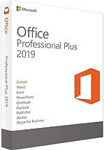 MS Office 2019 Professional PLUS | Licencia de por vida | Envío por mensaje de amazon