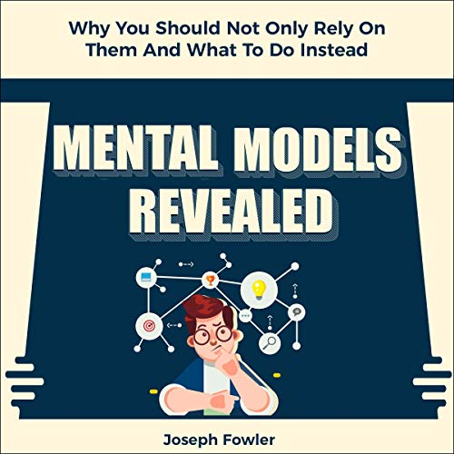 『Mental Models Revealed』のカバーアート