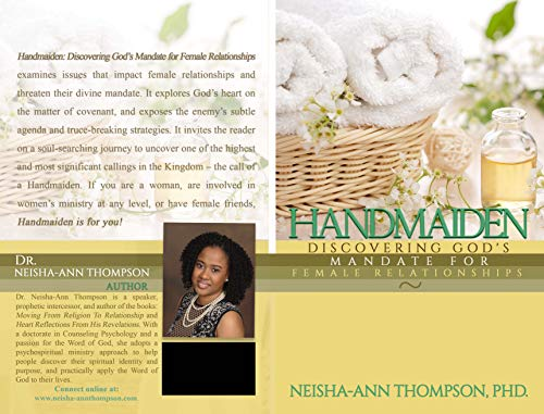 Handmaiden: Discovering God's Mandate For Female Relationships (English Edition)