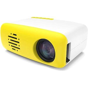 G-wukeer Mini Proyector Portátil, Proyector De Video Full HD ...