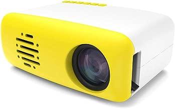 G-wukeer Mini Proyector Portátil, Proyector De Video Full