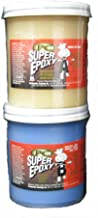 PC Products PC-Super Epoxy Adhesive Paste, Two-Part 32oz in Two Jars, Translucent, 32629