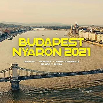 Budapest nyáron 2021