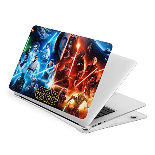 Star War MacBook Laptop Case, Waterproof Dust-Proof Anti-Scratch Not Deformed PVC Protective Shell Suitable, for Touch 13 15,Air 13 and New Air 13 touch15
