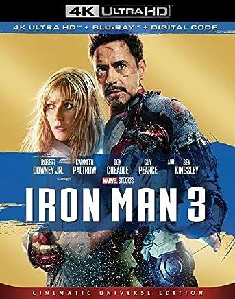 Iron Man 3 (4K Ultra HD)