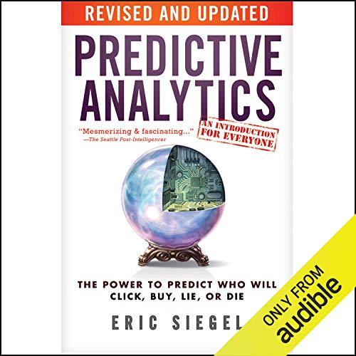 Predictive Analytics audiobook cover art