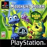 A Bugs Life - Malen und Spielen - [PS1]