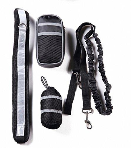 La Bolsa de la invitación del Animal doméstico, el bocado portátil del Entrenamiento del Perro empaqueta la Bolsa de la Comida para el pájaro del Gato del Perro casero,Black