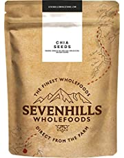 Sevenhills Wholefoods Raw Chia Seeds 1kg