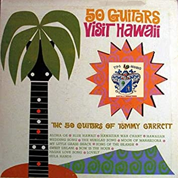 50 Guitars Visit Hawaii