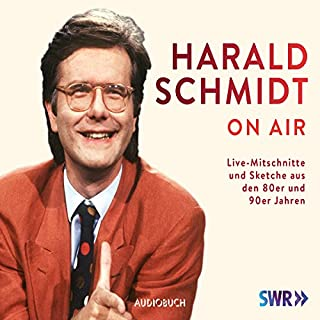 Harald Schmidt On Air Titelbild