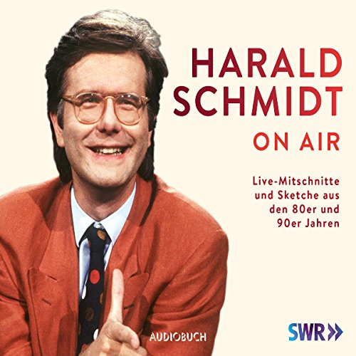 Harald Schmidt On Air audiobook cover art