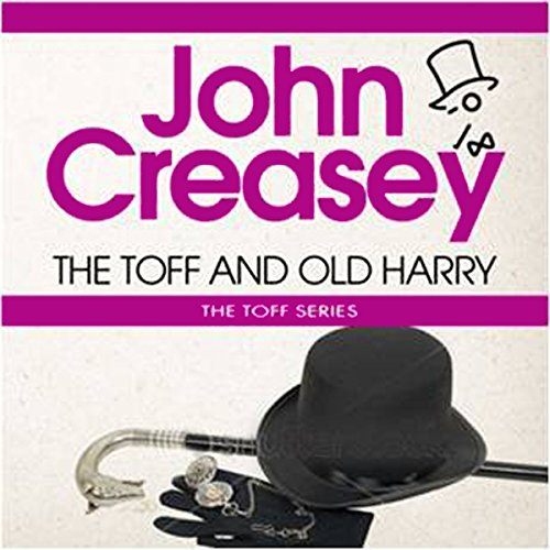 The Toff and Old Harry cover art