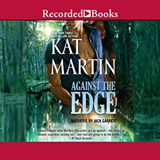 Against the Edge audiobook cover art