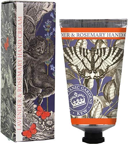Royal Botanical Gardens, Kew Lavender & Rosemary Hand Cream, 75mls