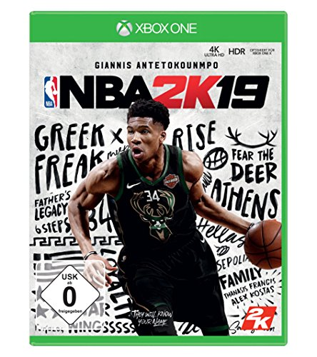 NBA 2K19 Standard Edition [Xbox One]