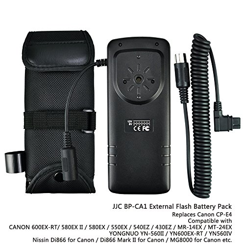 Camera Flash Battery Packs