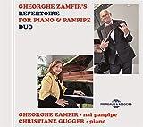 Repertoire Piano & Panpipe Duo