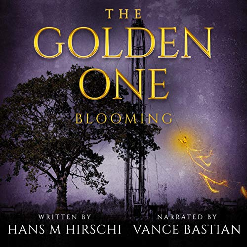 The Golden One - Blooming audiobook cover art
