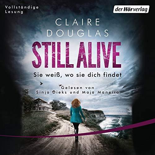 Still Alive - Sie weiß, wo sie dich findet  By  cover art