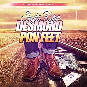 Desmond Pon Feet
