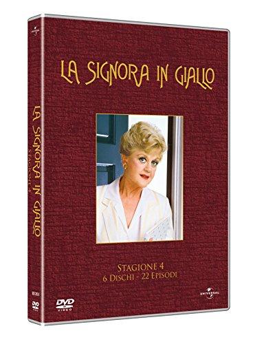 La signora in gialloStagione04 [6 DVDs] [IT Import]