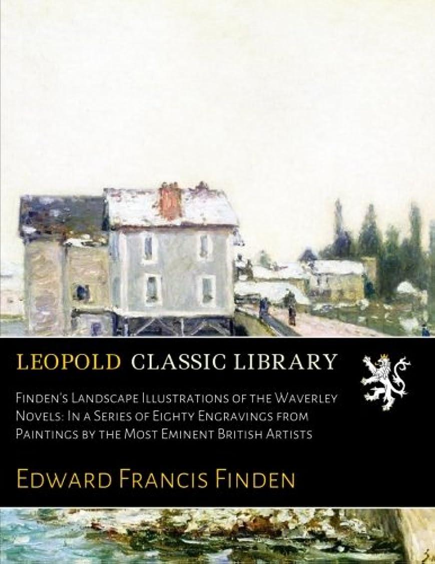 儀式ウサギ赤ちゃんFinden's Landscape Illustrations of the Waverley Novels: In a Series of Eighty Engravings from Paintings by the Most Eminent British Artists