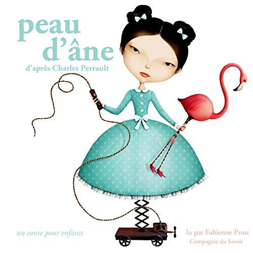 Peau d'âne audiobook cover art