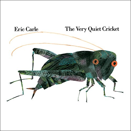 The Very Quiet Cricket audiobook cover art