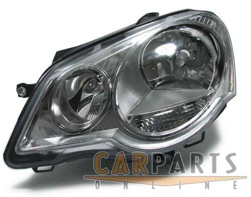 Carparts-Online 13105 H7 H1 Scheinwerfer links