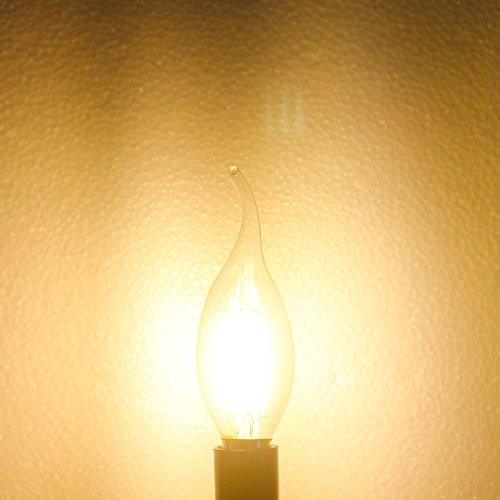 Elinkume 4X multi - color LED Light Bulbs control remoto luces LED GU10 Bombilla RGB con control (3)