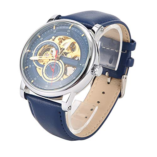 BOLORAMO Reloj de Pulsera para Hombre, Exquisito Reloj de Pulsera Elegante para Hombre para Oficina